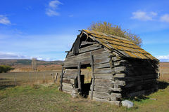 Butch Cassidy and Sundance Kid House Royalty Free Stock Images