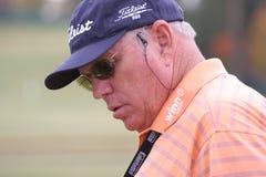 Butch Harmon, Tour Championship, Atlanta, 2006 Stock Image
