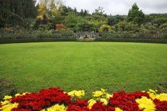 butchard ξέφωτο κήπων του Καναδά γ στοκ φωτογραφία με δικαίωμα ελεύθερης χρήσης