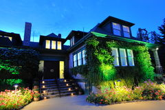 butchart ιστορικό σπίτι κήπων στοκ φωτογραφία με δικαίωμα ελεύθερης χρήσης