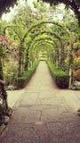 Butchart trädgårdar arkivbilder