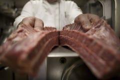 Butcher Stock Image