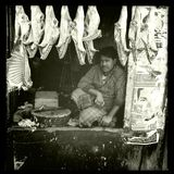 Butcher Bangladesh Royalty Free Stock Photos