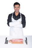 Butcher Royalty Free Stock Photography