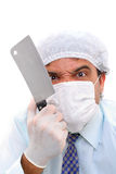 Butcher Doctor Royalty Free Stock Image