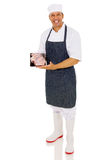 Butcher fresh meat Royalty Free Stock Image