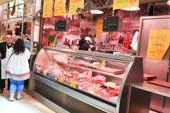 Butcher's shop Royalty Free Stock Photos