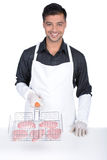 Butcher Royalty Free Stock Photos