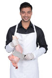 Butcher Royalty Free Stock Image