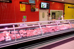 Butchers Royalty Free Stock Photography