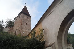 The Butchers' Tower,, Sighisoara Royalty Free Stock Image