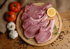 Butchery Royalty Free Stock Images