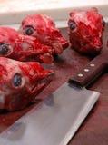 Butchery Stock Photo