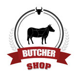 Butchery or butcher theme Stock Photo