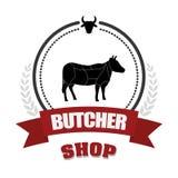 Butchery or butcher theme Royalty Free Stock Photo