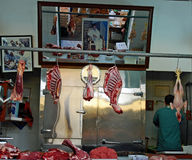 Butchery Stock Image