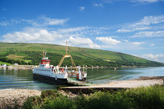 Bute ferry Stock Image
