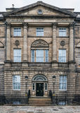 Bute house first minister residence scotland Royalty Free Stock Image
