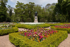 Bute Park. The parks of Cardiff City Centre South Wales - Bute Park Stock Photos