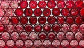 butelek dna opróżniają szkło Obrazy Royalty Free