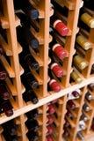 butelek lochu wino Fotografia Stock