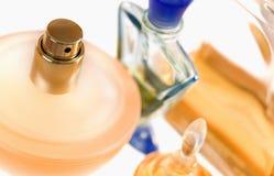 butelek pachnidła Obrazy Royalty Free