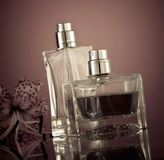 butelek pachnidła Zdjęcia Stock