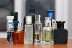 butelek woni pachnidło Obrazy Stock