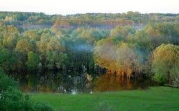 Buteljera Desna Novgorod-Seversky Royaltyfria Bilder