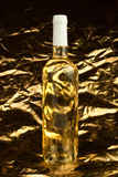 Buteljera wine Royaltyfria Foton