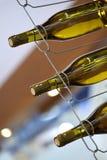 Buteljerar av wine Royaltyfria Bilder