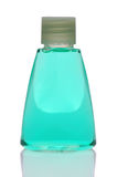 butelkę płynu do płukania ust Zdjęcia Stock