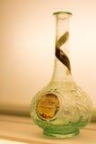 butelkę perfum siatek ciągnącego wektor ilustracyjny Zdjęcia Stock