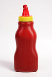 butelkę ketchupu Obrazy Stock
