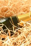 butelkę szampana Zdjęcie Stock