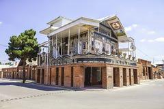 Butelka dom w Gyandzha Zdjęcie Royalty Free