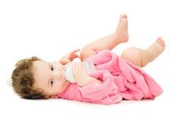 butelka dziecka Zdjęcie Stock