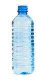 butelka jest pełna wody. obraz stock