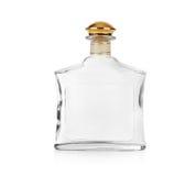 butelka jest pusta Zdjęcie Stock