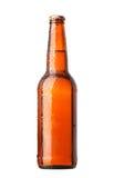 Butelka piwo obraz stock