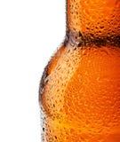 Butelka piwo zdjęcia royalty free