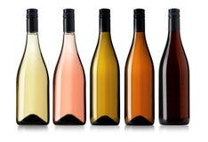 butelka stanowisko stare wino Zdjęcia Stock