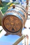 butelka stanowisko stare wino Zdjęcie Royalty Free