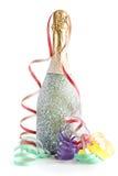 butelka szampan Zdjęcie Royalty Free