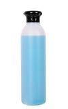 Butelka szampon Zdjęcia Stock