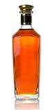 Butelka whisky Fotografia Royalty Free