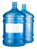 Butelka woda Zdjęcia Stock