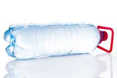 Butelka zimna woda Zdjęcie Royalty Free