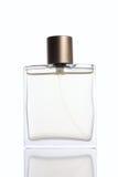 butelki ścinku ścieżki pachnidło Obrazy Royalty Free