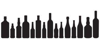butelki ilustracja wektor